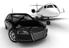 Luxury fleet Royalty Free Stock Photography