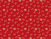 Luxury Floral Pattern Royalty Free Stock Photography