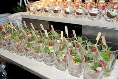 Luxury food Royalty Free Stock Photos
