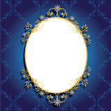 Luxury frame Royalty Free Stock Image