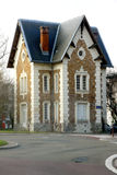Luxury french old House Stock Photo