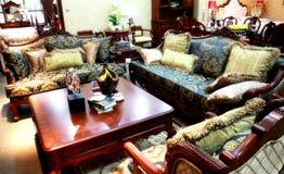 Luxury furniture Stock Image