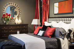 Luxury furniture store Stock Photography