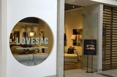 Luxury furniture store Royalty Free Stock Image