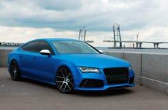 Luxury German car Stock Photography