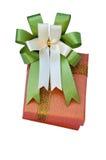Luxury gift box Stock Photography