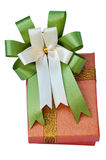 Luxury gift box Stock Image
