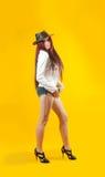 Luxury girl Stock Photography