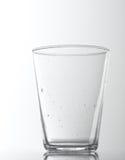 Luxury glass  on a white background Royalty Free Stock Photos