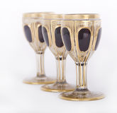 Luxury glasses Royalty Free Stock Images