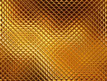 Luxury golden s mosaic Stock Photos