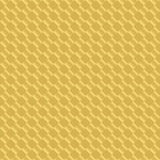 Luxury golden seamless pattern design. Gold square luxurious pri Royalty Free Stock Photography