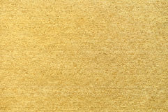 Luxury golden surface of fabric material Stock Image