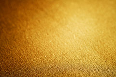 Luxury golden texture. Royalty Free Stock Photo