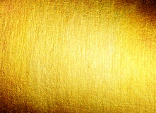 Luxury golden texture. Brushed texture Stock Images