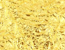 Luxury golden texture. Royalty Free Stock Photography