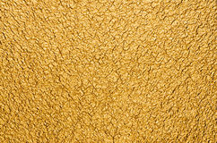 Luxury golden texture. Stock Photography
