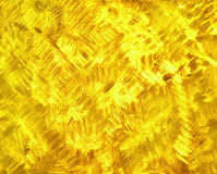 Luxury golden texture. Stock Photography
