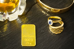 Luxury goods Stock Images