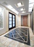 Luxury hall Stock Images