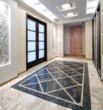 Luxury hall Stock Photo