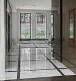 Luxury hall interior Stock Photography