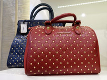 Luxury Hand bags Stock Images