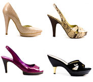 Luxury heels Royalty Free Stock Photography