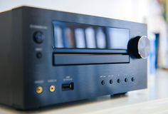 Luxury Hi-Fi audiophile system Stock Images