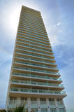 Luxury hi rise condominium Royalty Free Stock Images