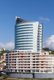 Luxury High Rise Hotel in Martinique Stock Photography