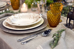 Luxury holiday place Royalty Free Stock Image