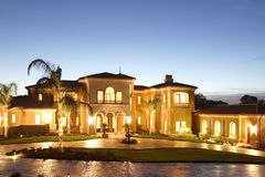 Free Luxury Home Stock Image - 4794591