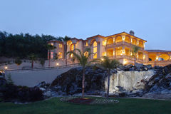 Luxury Home royalty free stock images