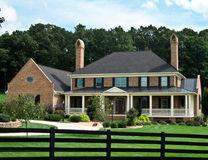 Luxury Home Royalty Free Stock Image