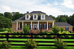 Luxury Home Stock Photo
