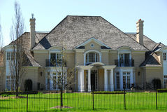 Luxury home Royalty Free Stock Photo