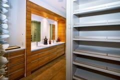 Luxury Home Bathroom Stock Images