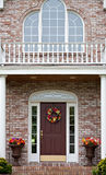 Luxury Home Entrance Stock Images