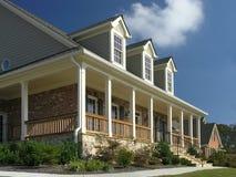 Luxury Home Exterior 18 Stock Image
