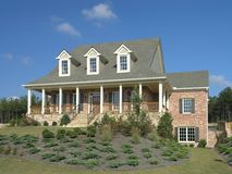 Luxury Home Exterior 21 royalty free stock photos