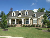 Luxury Home Exterior 28 Stock Photos