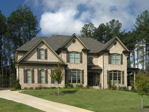 Luxury Home Exterior 34 Royalty Free Stock Images