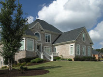 Luxury Home Exterior 38 Royalty Free Stock Images