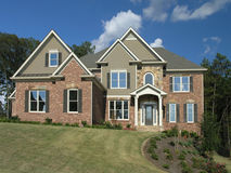Luxury Home Exterior 46 Royalty Free Stock Photography