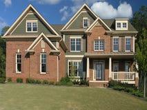 Luxury Home Exterior 48 Royalty Free Stock Photo