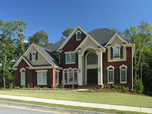 Luxury Home Exterior 49 Royalty Free Stock Image