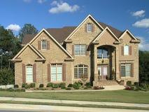 Luxury Home Exterior 53 Royalty Free Stock Photos
