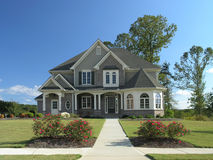 Luxury Home Exterior 54 Stock Photo