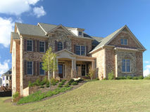 Luxury Home Exterior 59 Stock Photography